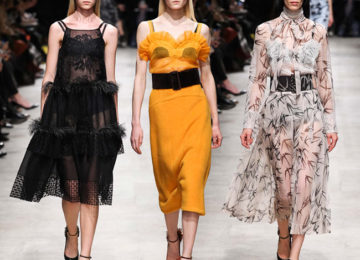 Rochas Fall/Winter 2015-2016 Collection – Paris Fashion Week