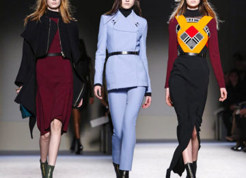 Roland Mouret Fall/Winter 2015-2016 Collection – Paris Fashion Week