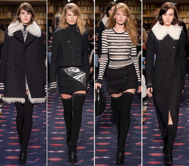 Sonia Rykiel Fall/Winter 2015-2016 Collection - Paris Fashion Week