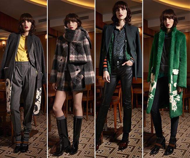 Sonia by Sonia Rykiel Fall/Winter 2015-2016 Collection - Paris Fashion Week