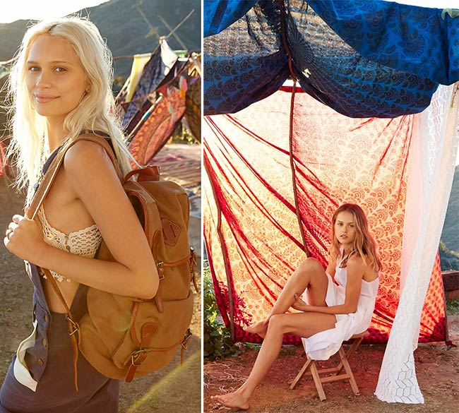 Urban Outfitters Festival Season 2015 Lookbook