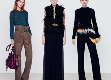 Vanessa Bruno Fall/Winter 2015-2016 Collection – Paris Fashion Week