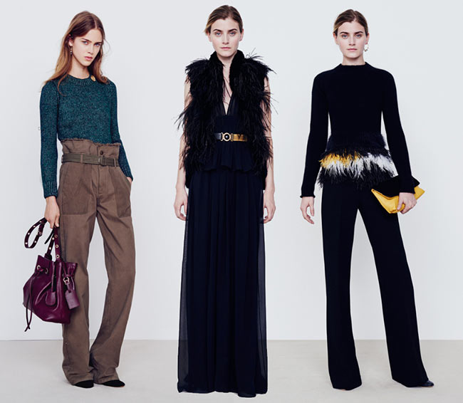 Vanessa Bruno Fall/Winter 2015-2019 Collection - Paris Fashion Week