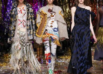 Vivienne Westwood Fall/Winter 2015-2016 Collection – Paris Fashion Week