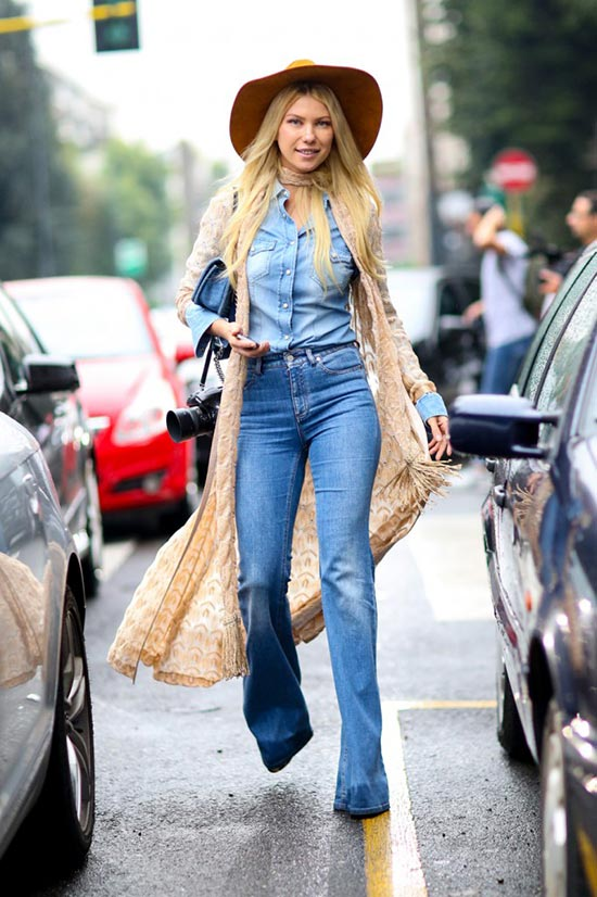 What Shoes To Wear With Flared Pants Fashionisers