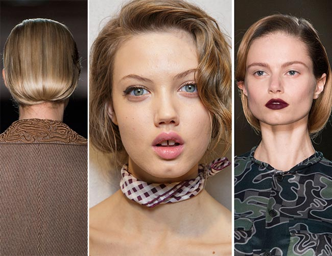 Fall  Winter 2015 2016 Hairstyle Trends  Faux Bob HairstylesFall  Winter 2015 2016 Hairstyle Trends   Fashionisers. Hairstyles Winter 2015. Home Design Ideas