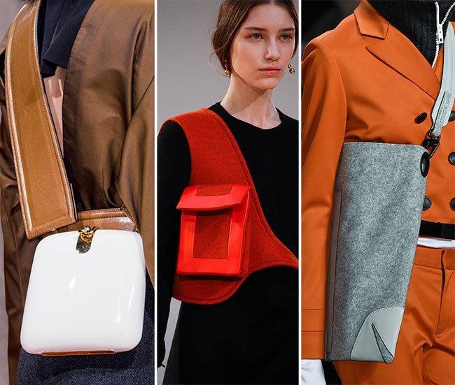 Fall/ Winter 2015-2016 Handbag Trends: Cross-Body and Belt Bags