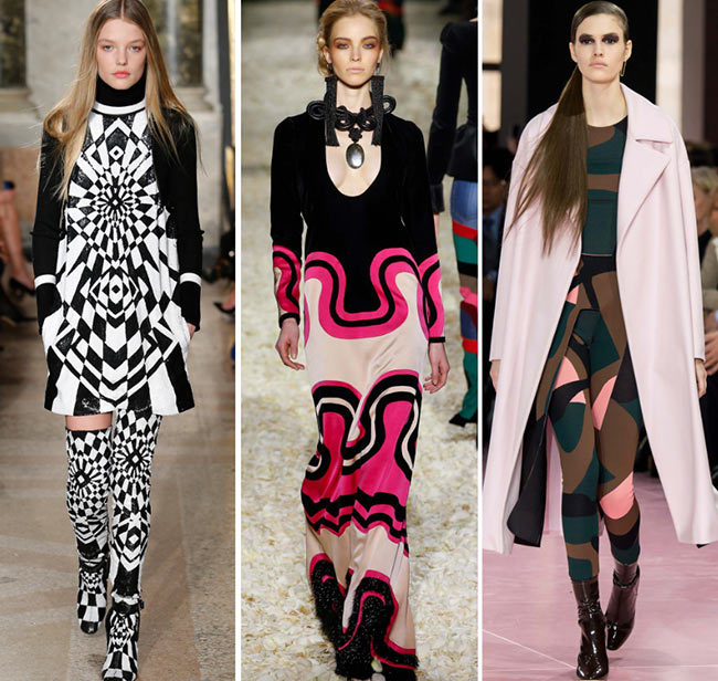 Fall/ Winter 2015-2016 Print Trends