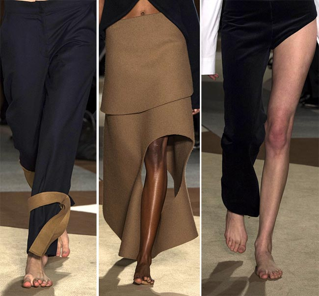 Fall/ Winter 2015-2016 Shoe Trends: Going Barefoot