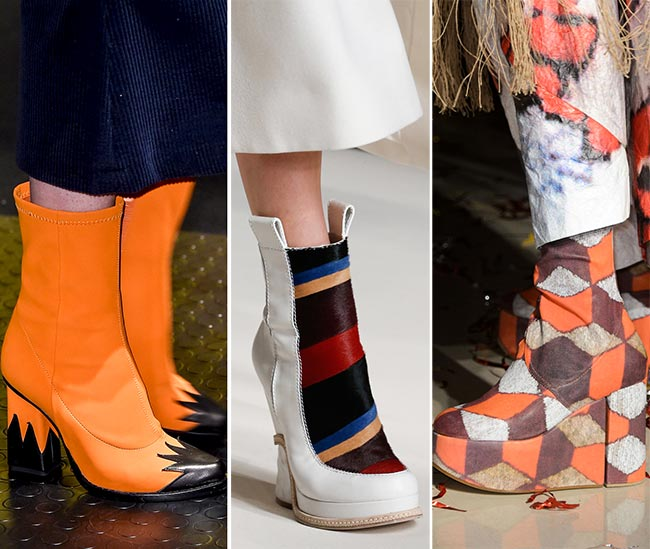 Fall/ Winter 2015-2016 Shoe Trends: Graphic Shoes