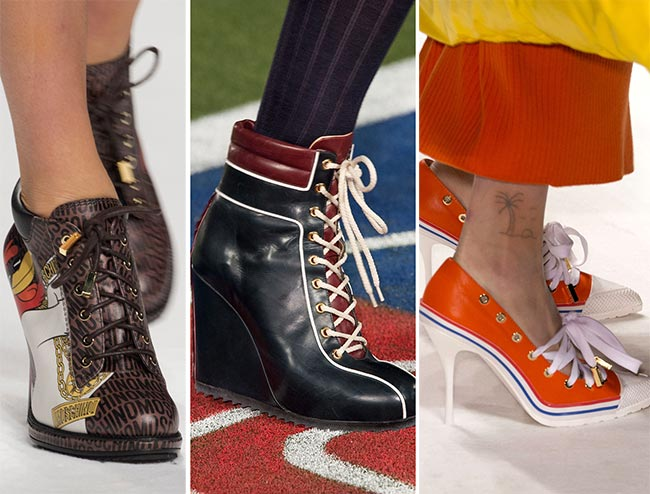 Fall/ Winter 2015-2016 Shoe Trends: Sporty Shoes