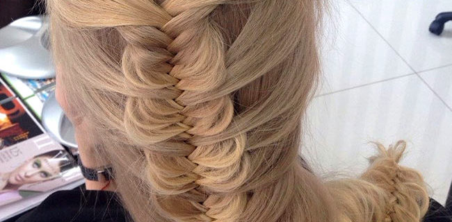 5 Pretty Braided Hairstyles for Prom