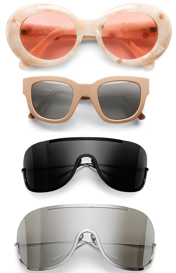 First Acne Studios Sunglasses