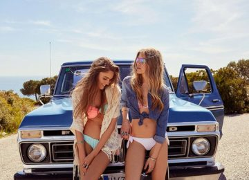 Bershka Summer 2015 Swimwear Designs