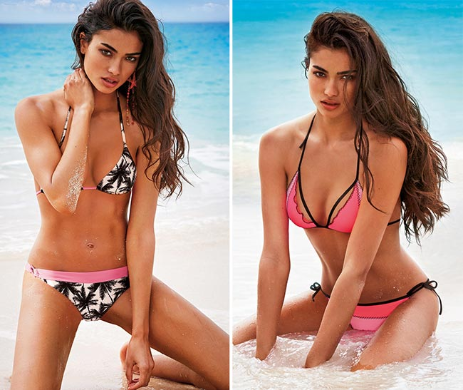 Calzedonia Swimwear 2015 Collection