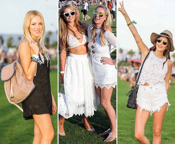 2015 Coachella Weekend One Style Inspiration