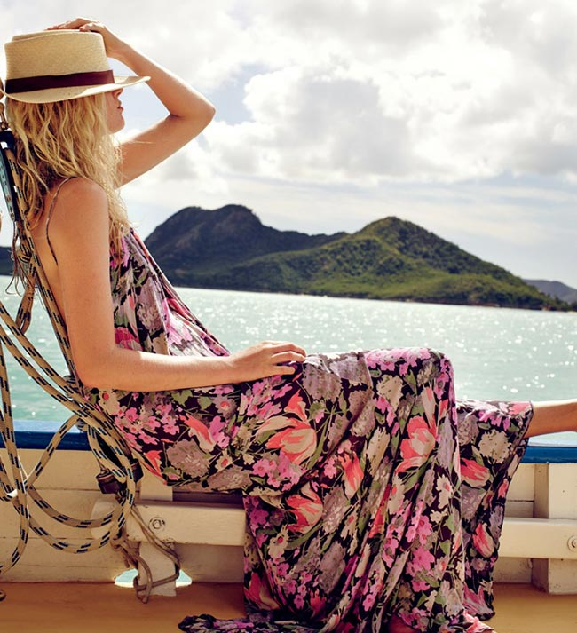 Free People Spring 2015 Bohemian Fashions