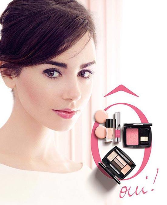 Lancome Oui Bridal Spring 2015 Makeup Collection