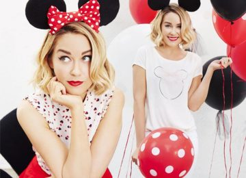 Lauren Conrad's Minnie Mouse Collection For Kohl's