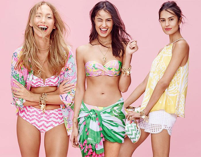 Lilly Pulitzer for Target 2015 Collection