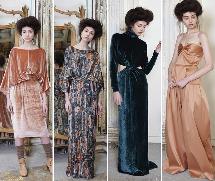 Tia Cibani Fall/Winter 2015-2019 Collection