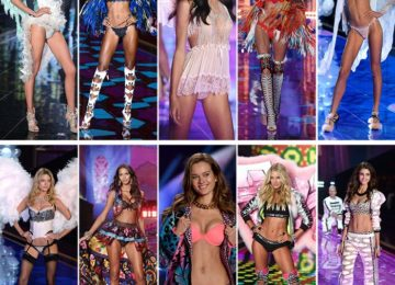 And The 10 New Victoria's Secret Angels Are…