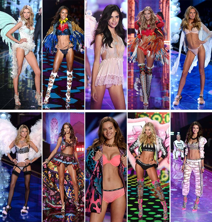 The 10 New Victoria's Secret Angels