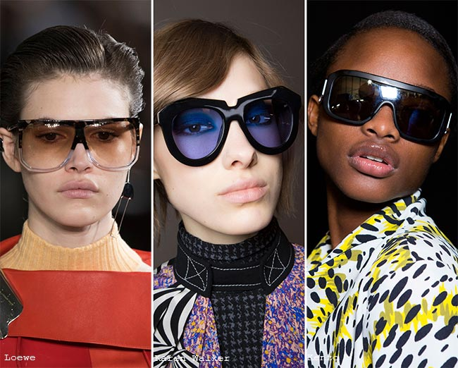 Fall/ Winter 2015-2016 Eyewear Trends: Oversized Sunglasses
