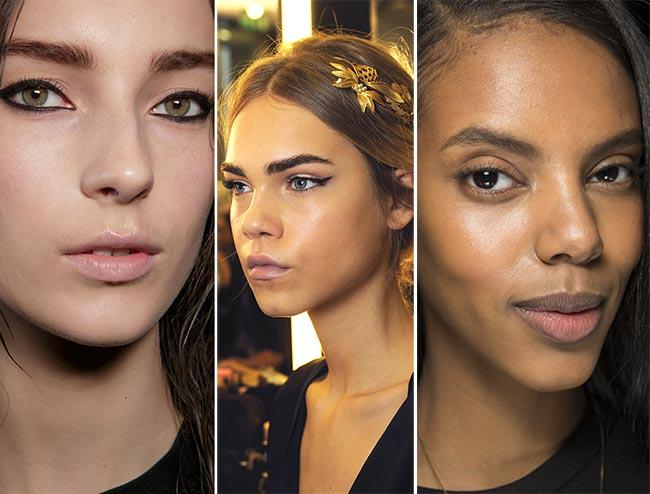 Fall/ Winter 2015-2016 Makeup Trends: Dewy Skin