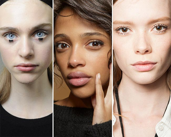 Fall/ Winter 2015-2016 Makeup Trends: Fresh Skin