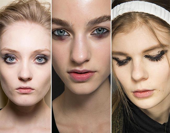 Fall/ Winter 2015-2016 Makeup Trends: Morning After Makeup