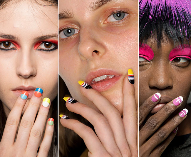 Fall/ Winter 2015-2016 Nail Trends: Colorful and Fun Nail Art