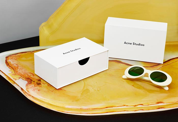 Acne Studios Launching First Eyewear Collection