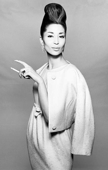 Most Famous and Successful Short Supermodels in Fashion History: China Machado