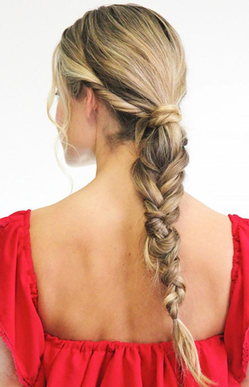 15 Killer Braided Hairstyles to Try for Coachella: Twisted Braids