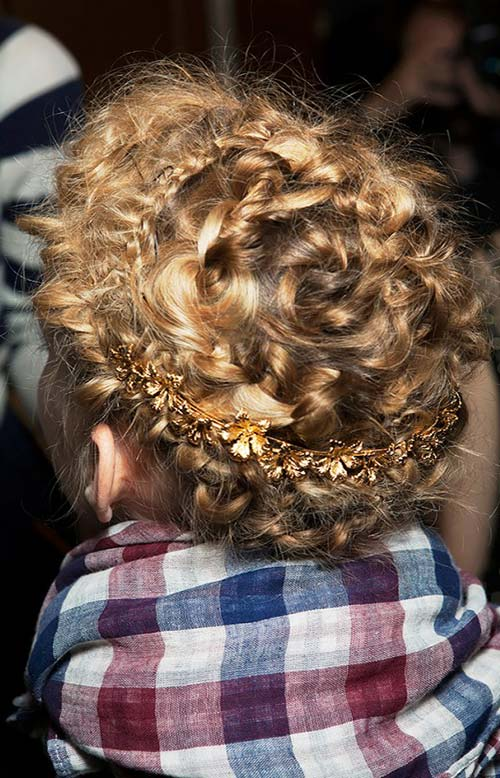 15 Killer Braided Hairstyles to Try for Coachella: Princess Braids