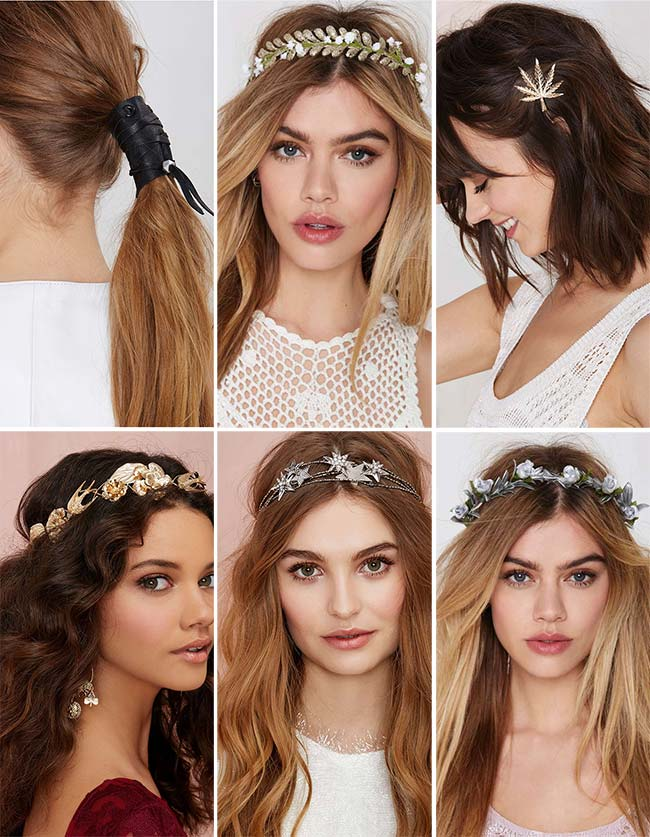 Festival Hair Accessories for 2015