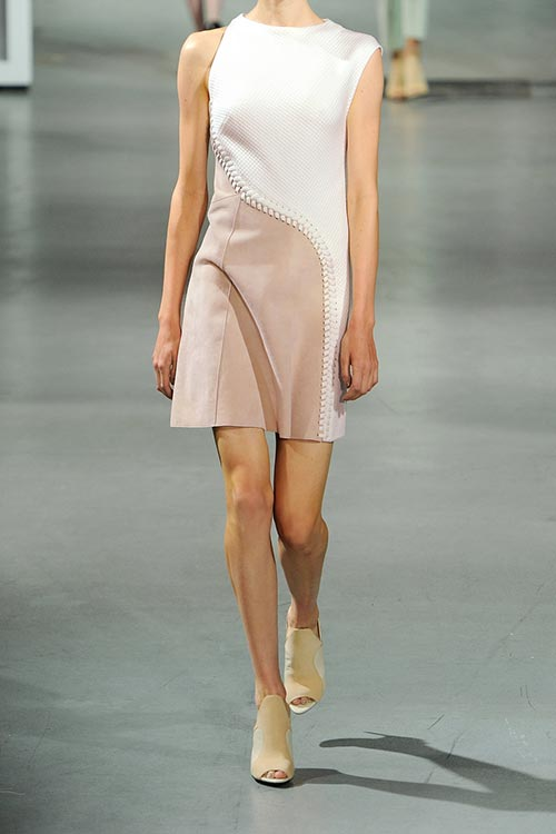 Summer 2015 Nude Wedding Guest Dresses: 3.1 Phillip Lim Dress