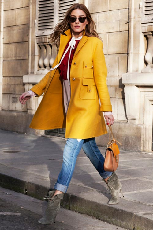 Summer 2015 Outfit Ideas from It Girls: Olivia Palermo