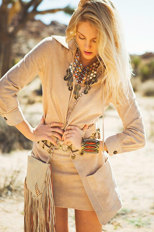 Summer 2015 Outfit Ideas from It Girls: Peace Love Shea