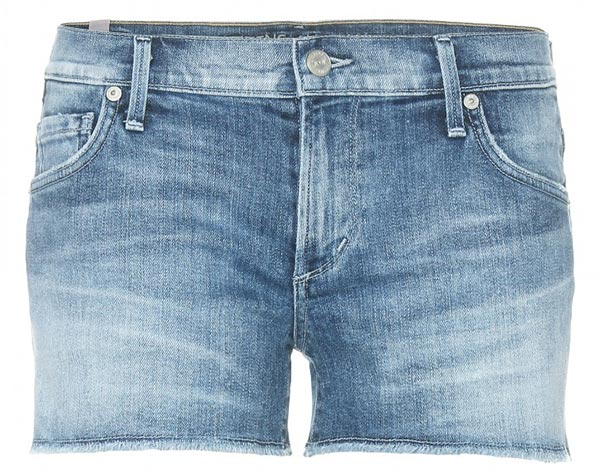 Summer 2015 Trendy Denim Shorts: Citizens of Humanity Denim Shorts