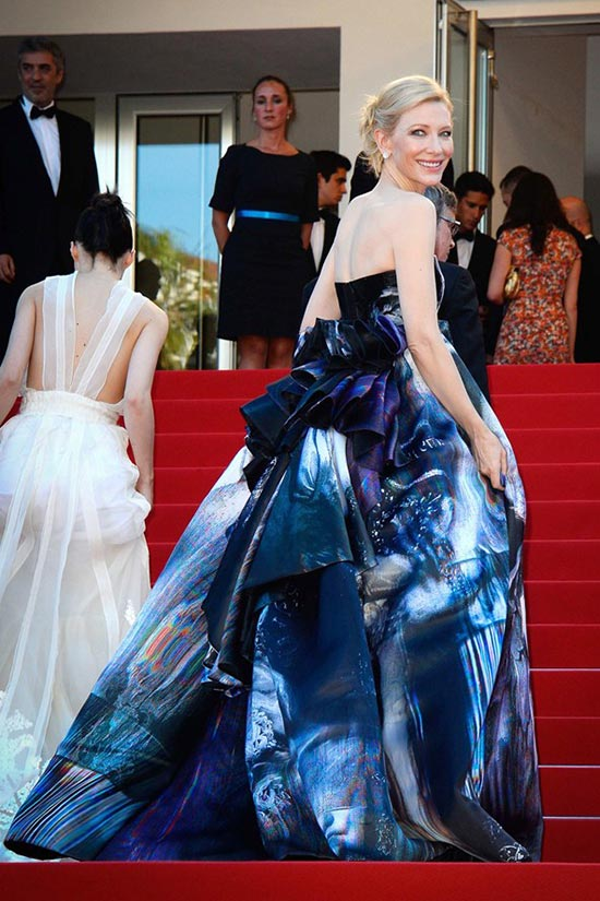 Cannes 2015 Celebrity Dresses: Cate Blanchett