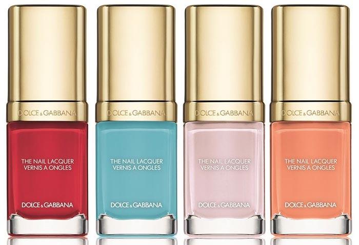 Dolce & Gabbana Summer Shine 2015 Makeup Collection