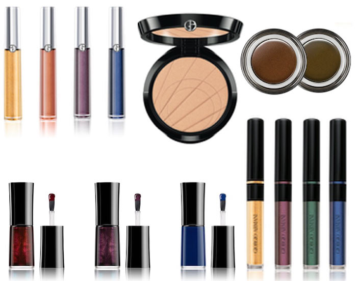 Giorgio Armani Eclipse Summer 2015 Makeup Collection