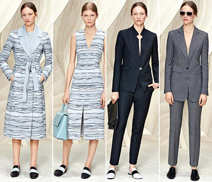 Hugo Boss Resort 2016 Collection