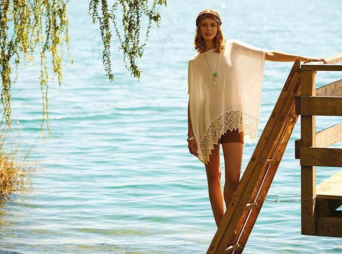 Stradivarius Summer 2015 Collection