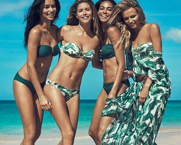 H&M Summer 2015 Swimwear Campaign