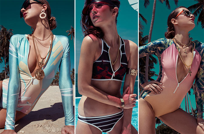 We Are Handsome Vice Summer 2015 Swimwear