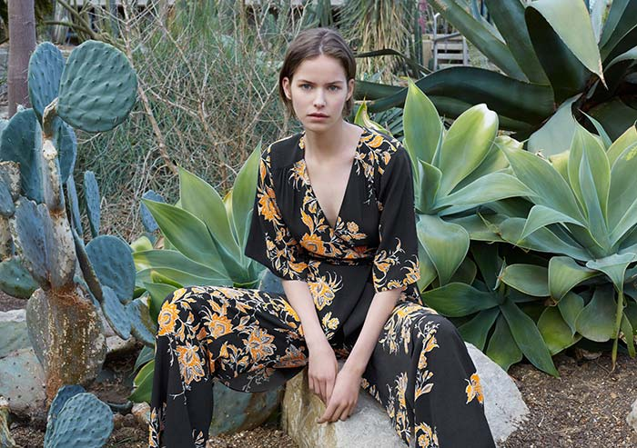Zara Summer 2015 Print Collection