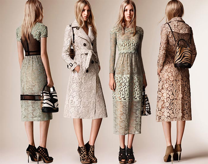 Burberry Prorsum Resort 2016 Collection